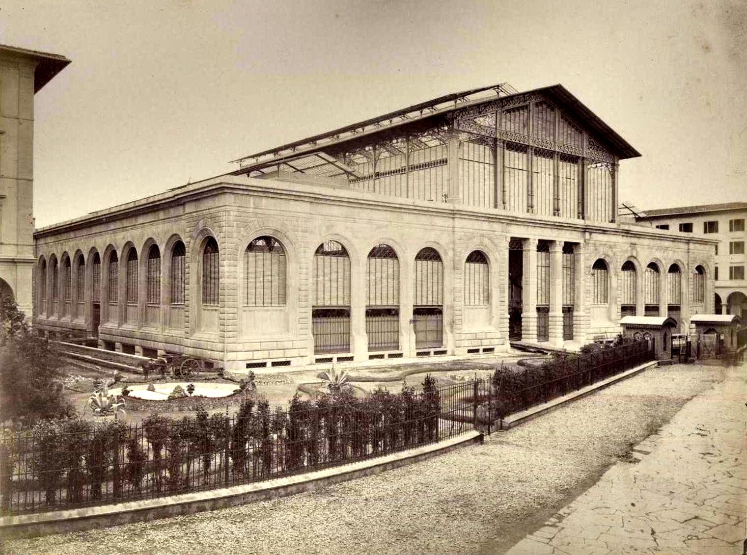 mercato centrale coperto